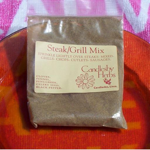 Steak and Grill Mix